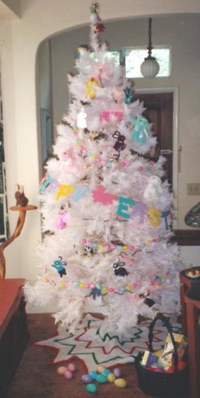 The Easter Bunnies Ran Rampant over the 