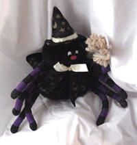 Witchy the Spider